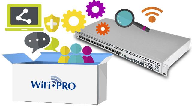 WiFi.PRO - 17 Usuarios y perfiles