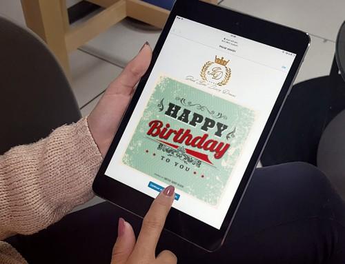 ¿Sabes cómo felicitar a tu cliente el día de su cumpleaños?