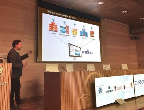 WiFi.PRO participa en el Curso de Verano organizado por la Universidad de Almería