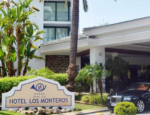Más que WiFi en Hotel Los Monteros, buque insignia del turismo en La Costa del Sol