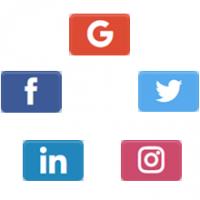 Login con redes sociales